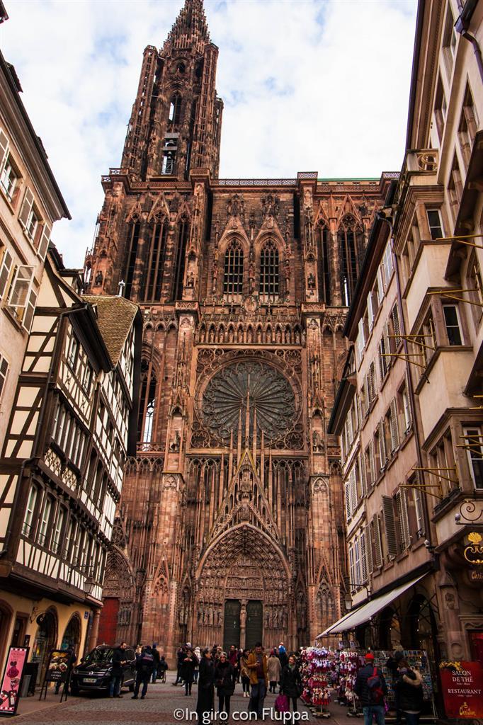 Strasburgo - Notre Dame de Strasbourg