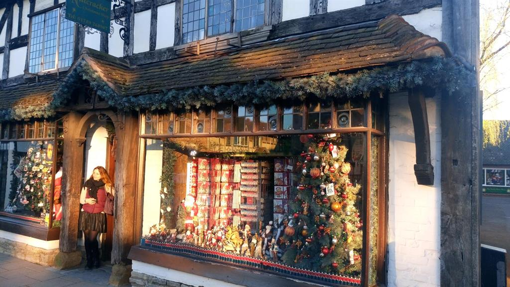 Stratford-upon-Avon, The Nutcracker