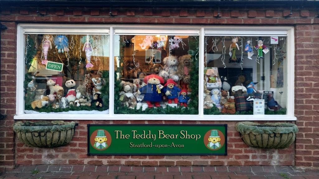 Stratford-upon-Avon,Curtis Brae Teddy Bear Shop