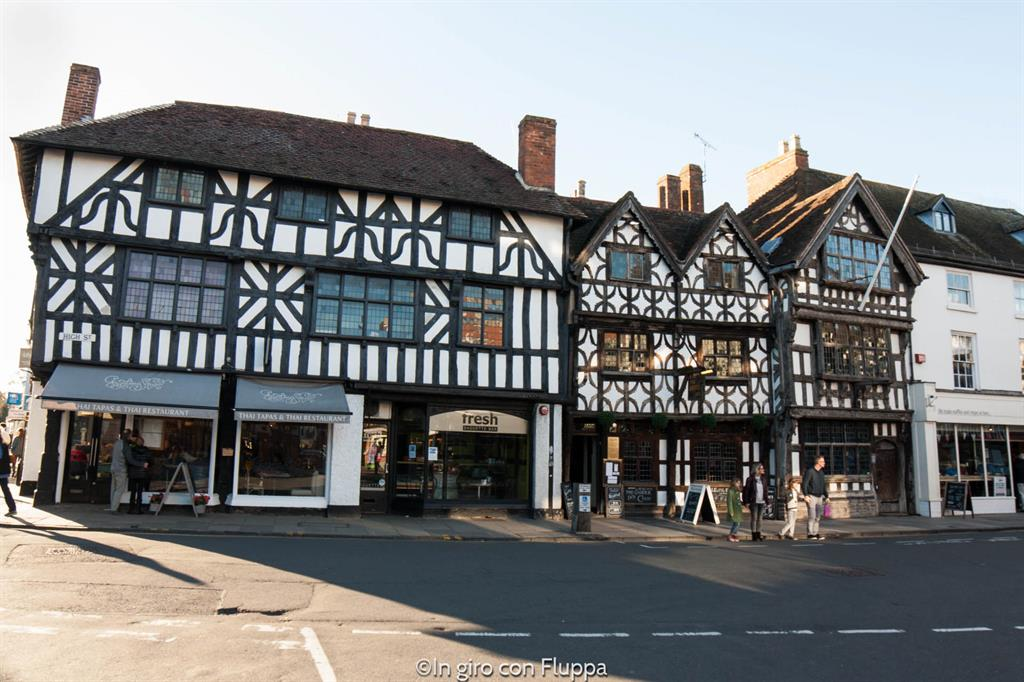 Stratford-upon-Avon, High Street