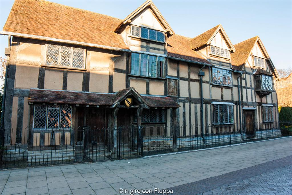 Stratford-upon-Avon, casa natale di Shakespeare