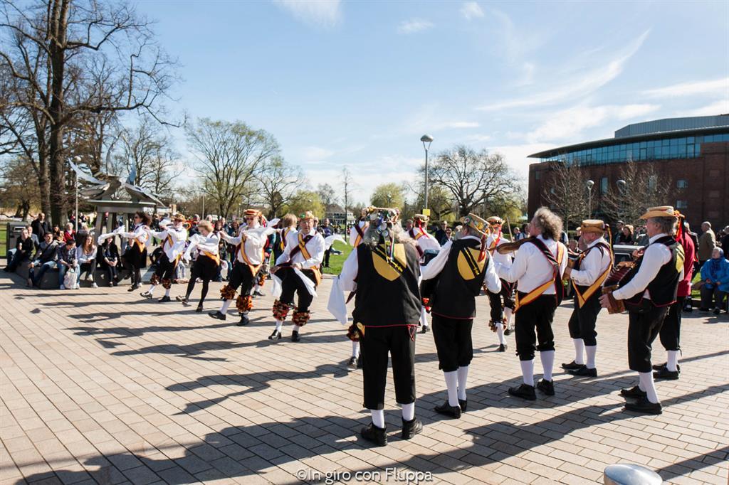Stratford-upon-Avon, Morris Dance