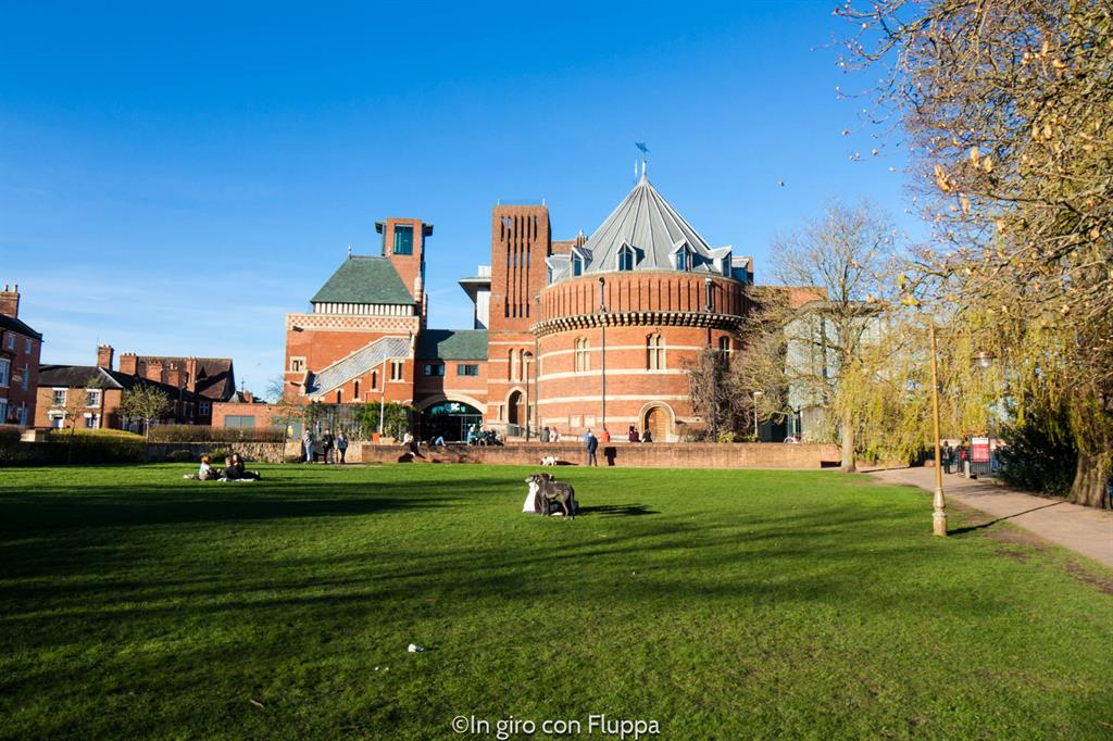 Stratford-upon-Avon, The Royal Shakespeare Theatre
