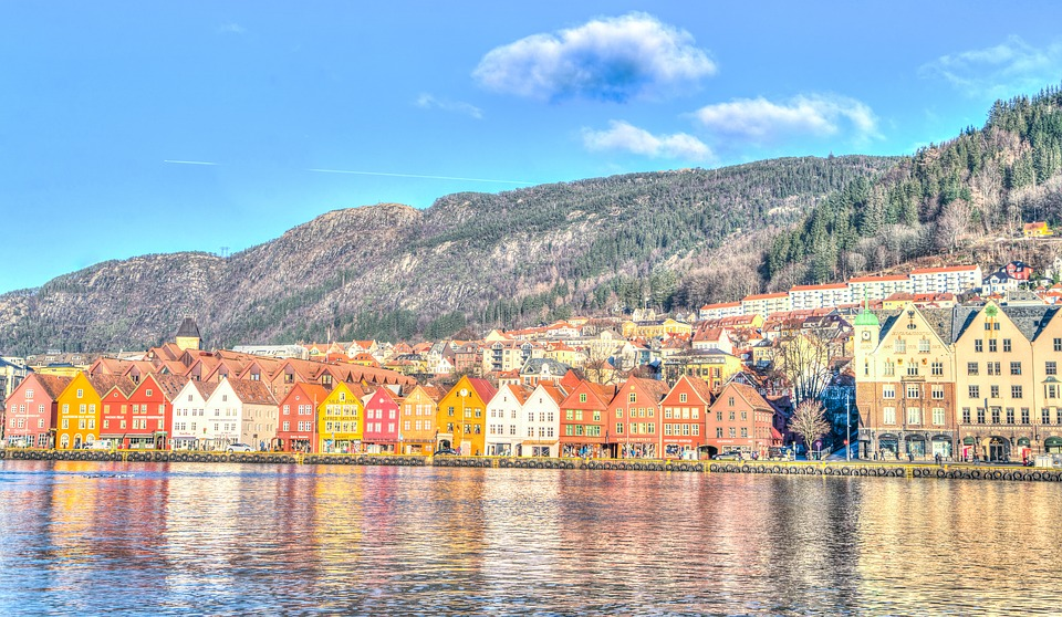 Bergen. Free image from Pixabay