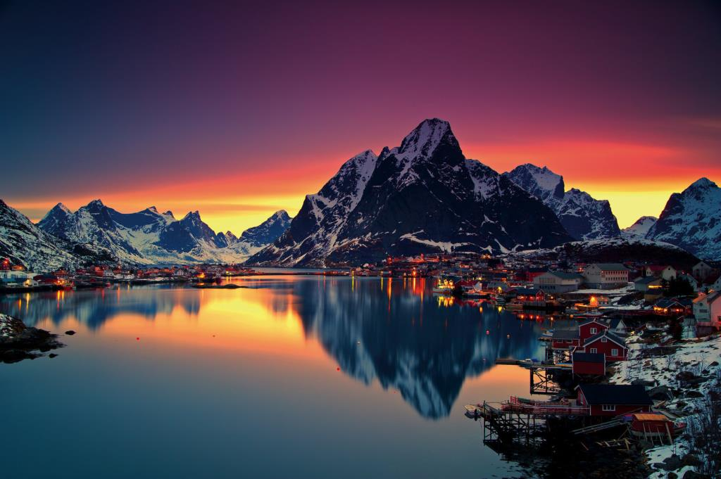 Reine. Credits: Christian Bothner photographer
