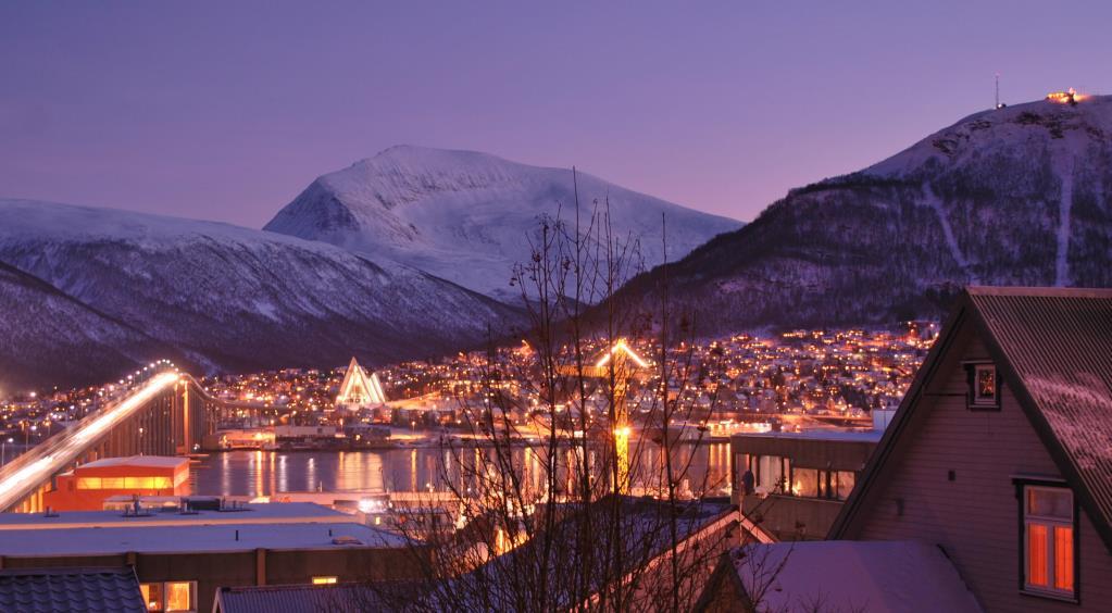 Tromso. Credits: wikipdia.org