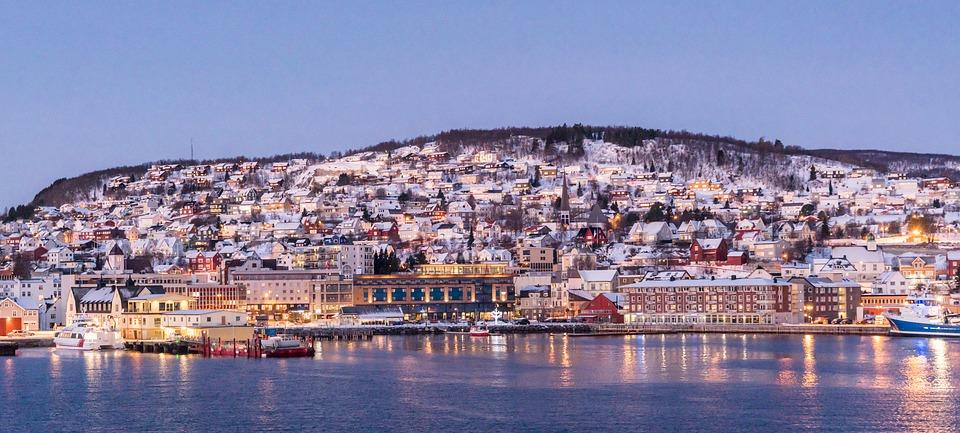 Tromso. Free image from Pixabay
