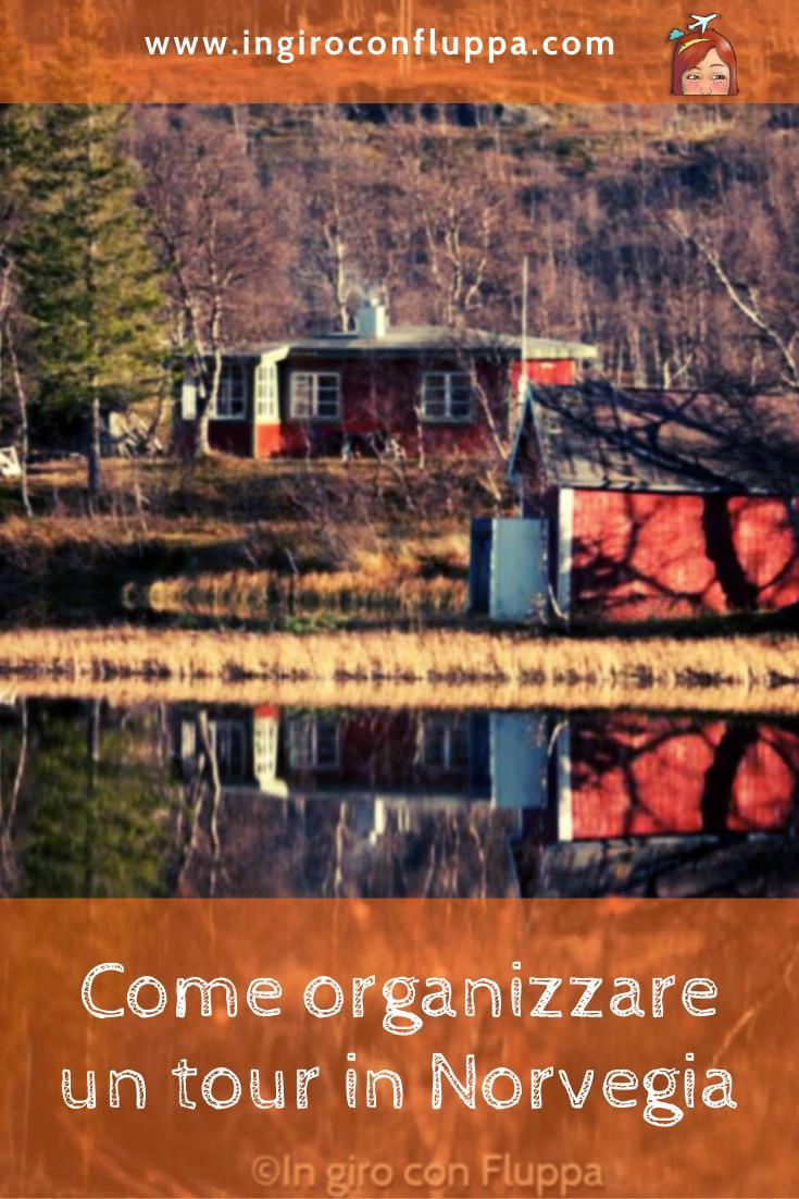 Come organizzare un tour in Norvegia. Salva il post su Pinterest!