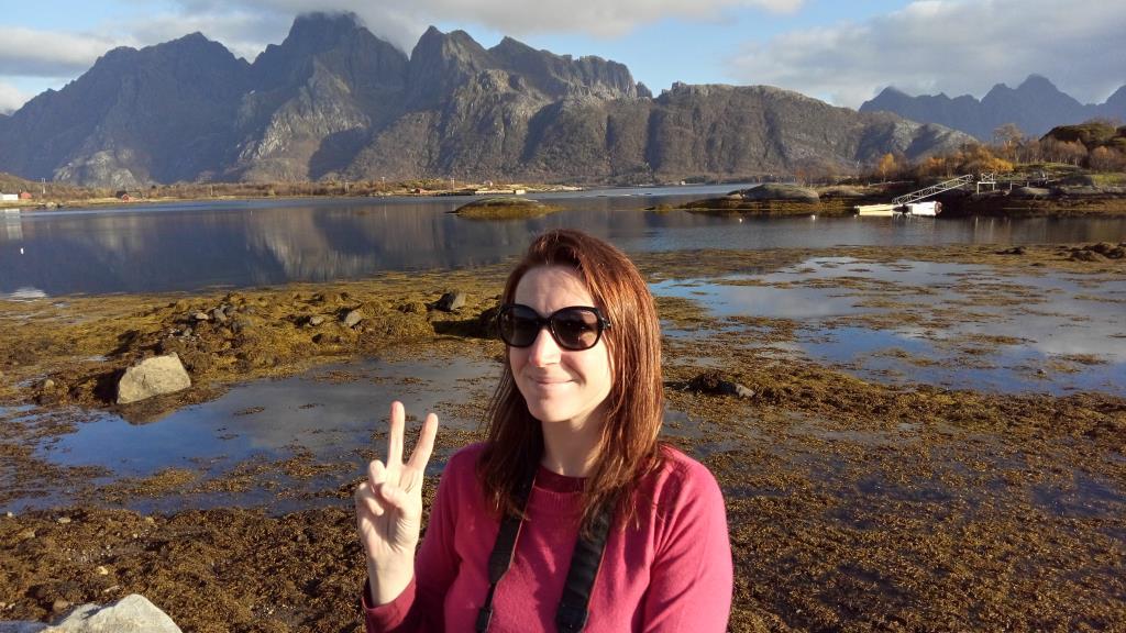 Vaterfjord, Lofoten: fa caldo