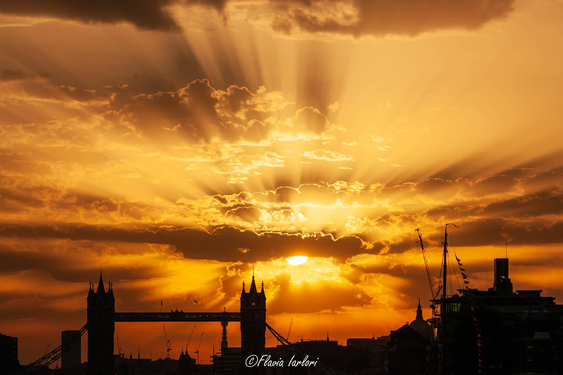 Dove vedere il tramonto a Londra: Rotherhithe