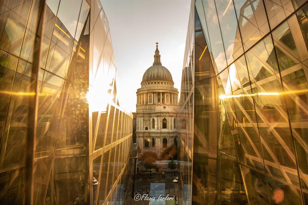Dove vedere il tramonto a Londra: St. Paul's