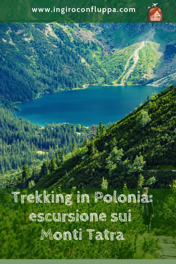 Trekking in Polonia: escursione sui Monti Tatra.