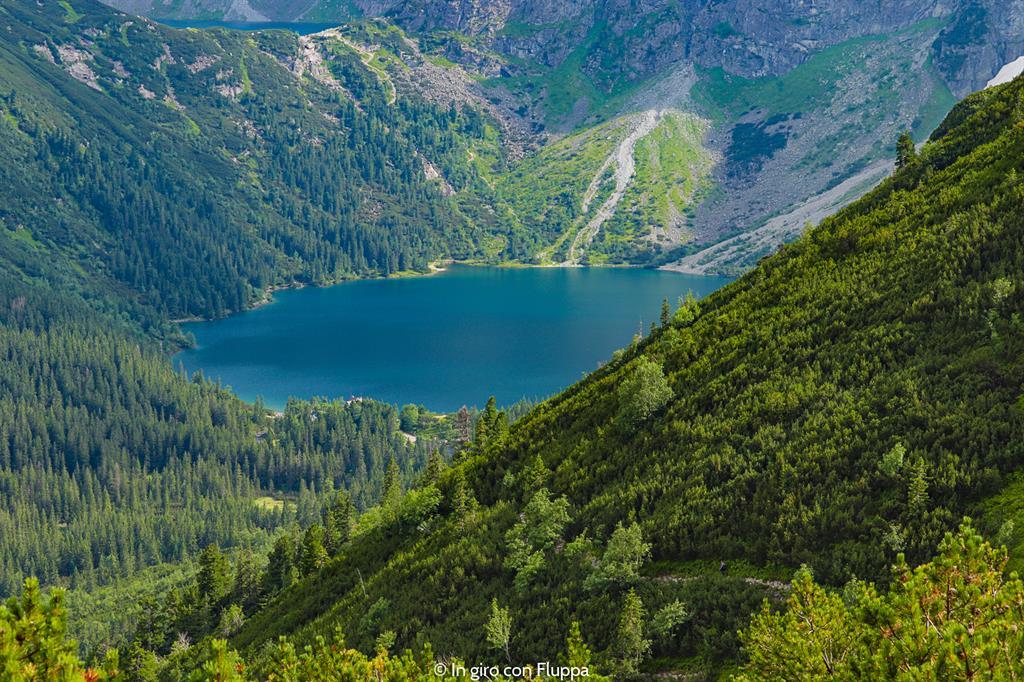 Trekking in Polonia, escursione sui Monti Tatra: Morskie Oko