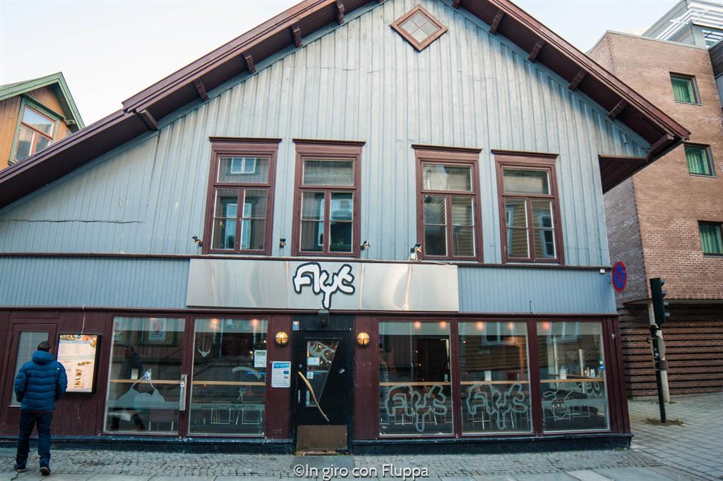 Tromsø, pub Flyt