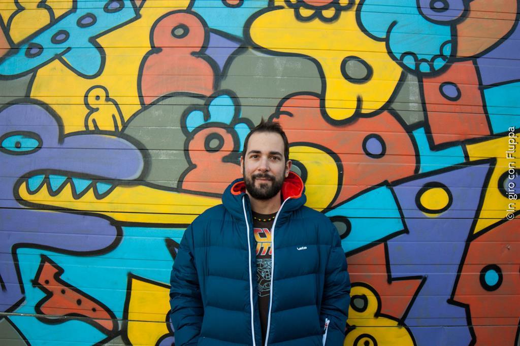 Street art a Tromsø