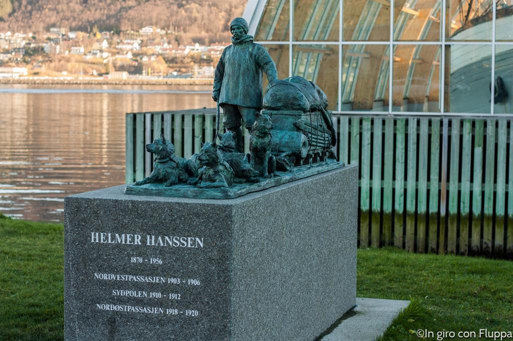 Tromsø, museo Polaria