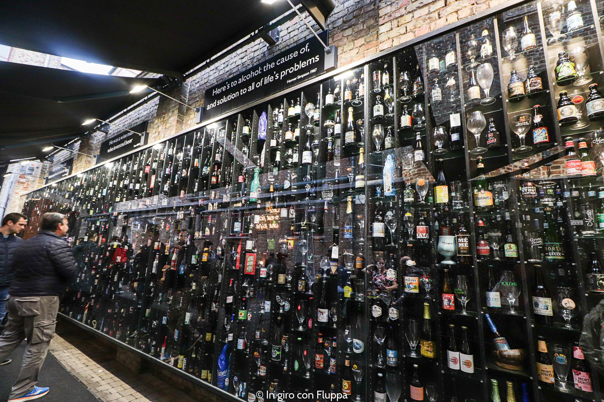 Cosa vedere a Bruges in un giorno: pub 2be