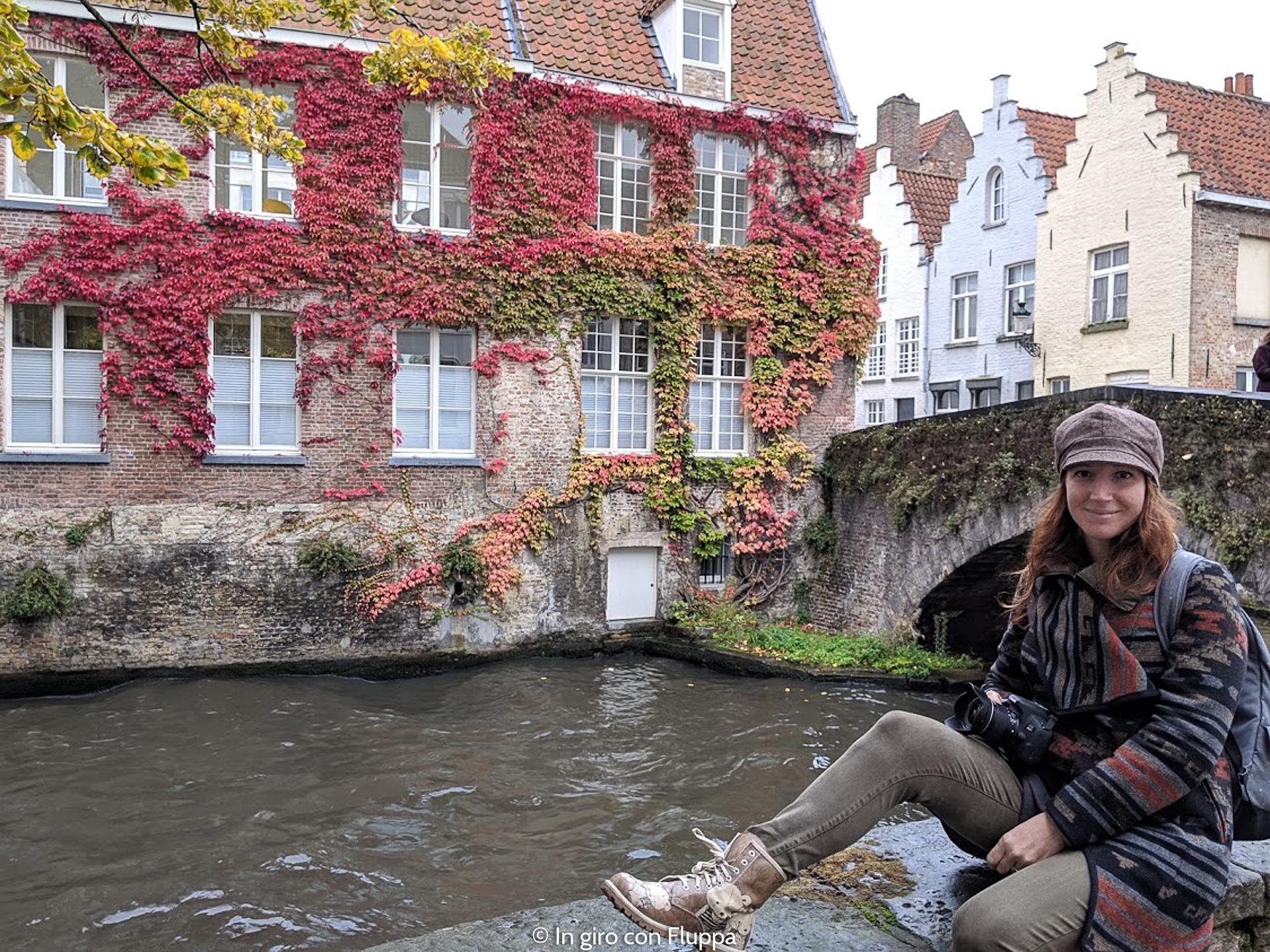 Cosa vedere a Bruges in un giorno: Steenhouwersdijk
