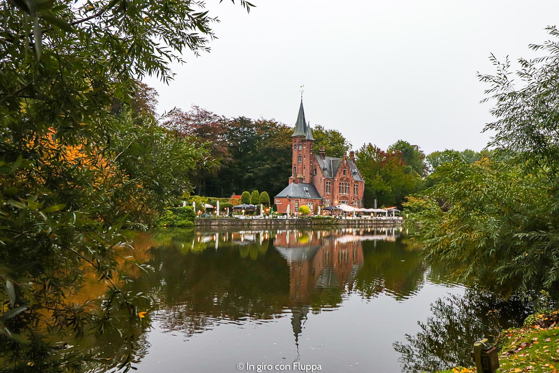 Cosa vedere a Bruges in un giorno: Minnewater Park