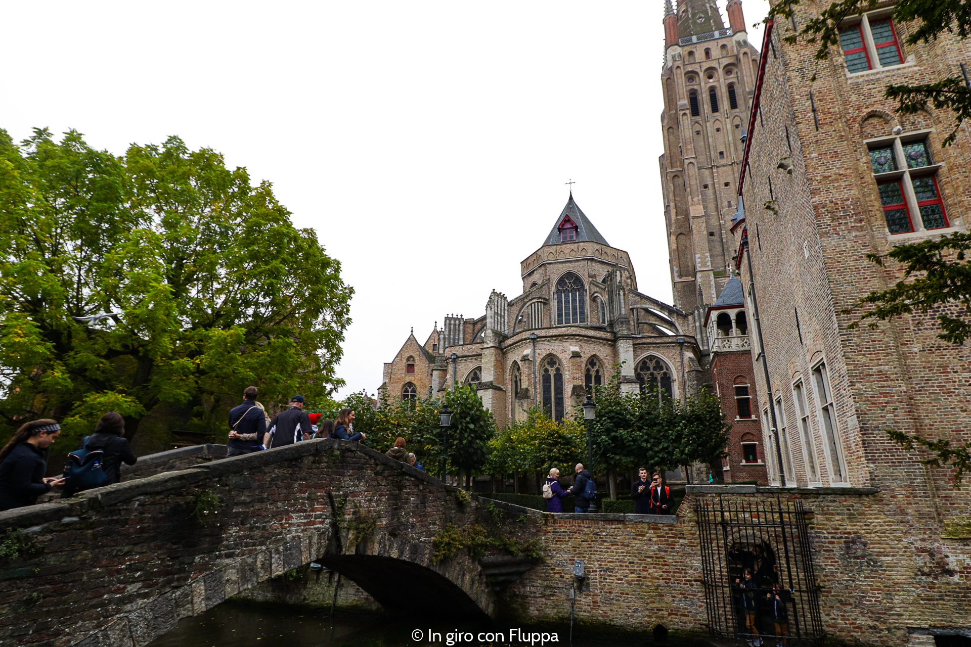 Cosa vedere a Bruges in un giorno: Ponte di San Bonifacio