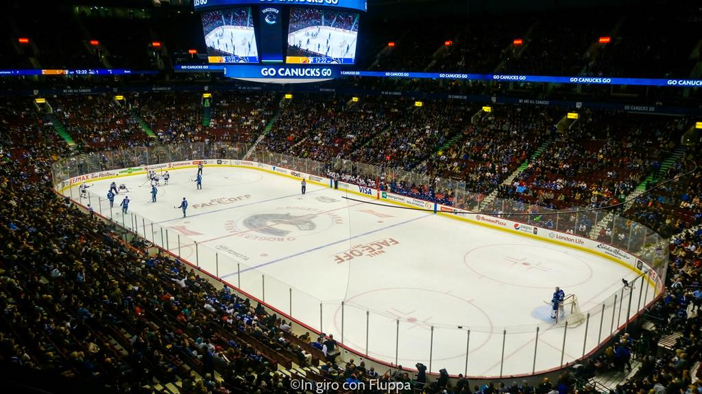 Vancouver - Rogers Arena