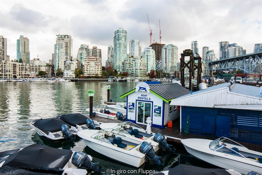 Vancouver - Granville Island