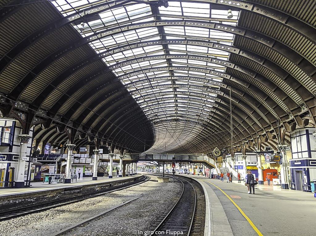Viaggiare in treno ai tempi del Covid-19