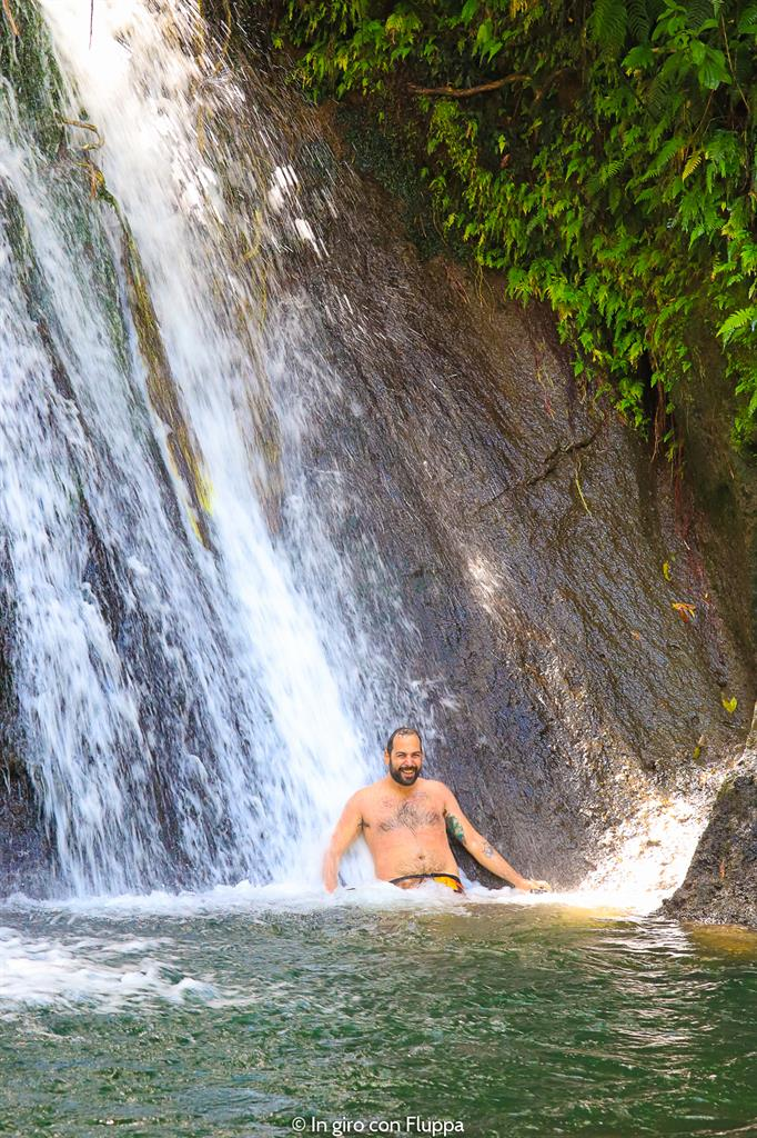 Guadalupa: Cascade aux Ecrevisses