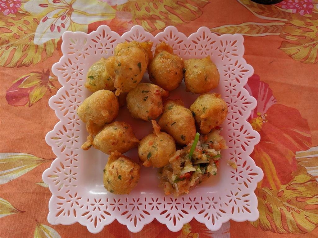 Cosa mangiare a Guadalupa: accras