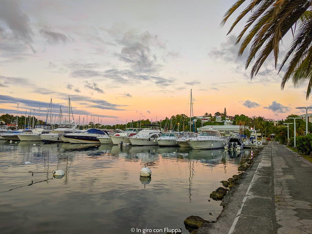 Guadalupa: Marina de Bas-du-Fort