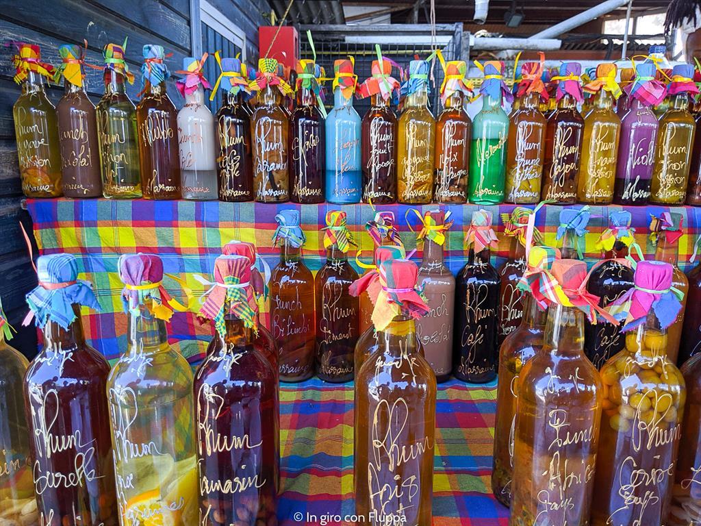 Guadalupa: mercato di Sainte-Anne