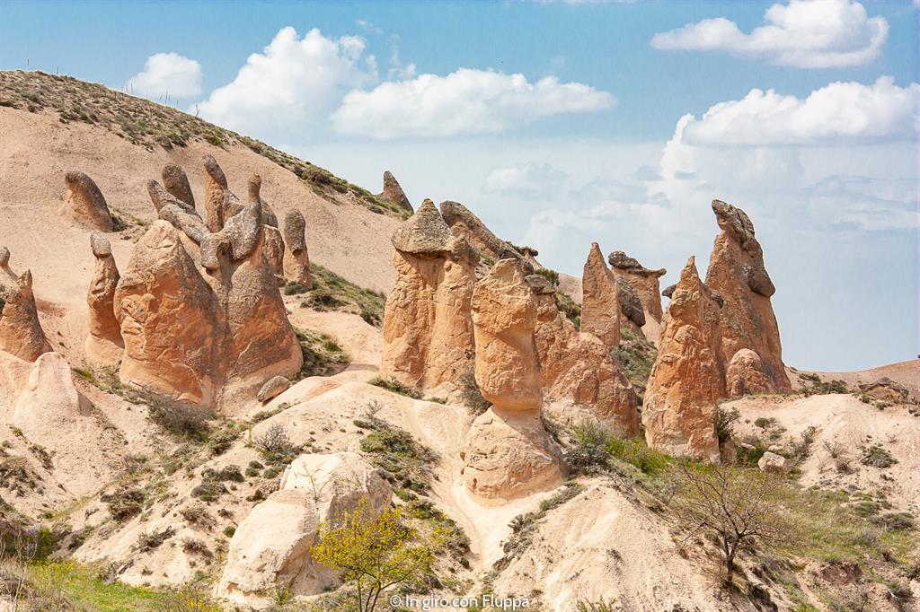 Viaggio in Cappadocia: il tour rosso. Imagination Valley, i pinguini.