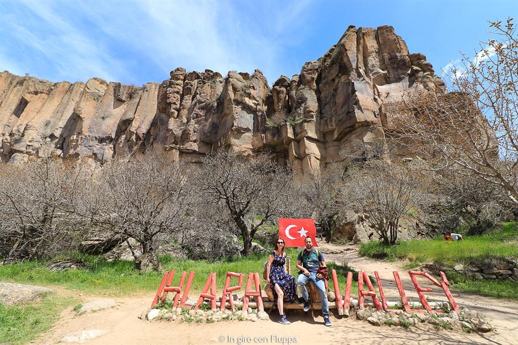 Viaggio in Cappadocia: il tour verde. Ihlara Valley.
