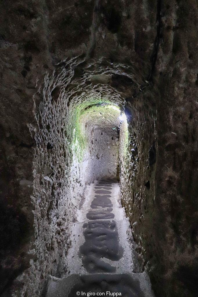 Viaggio in Cappadocia: il tour verde. Citta' sotterranea di Derinkuyu.