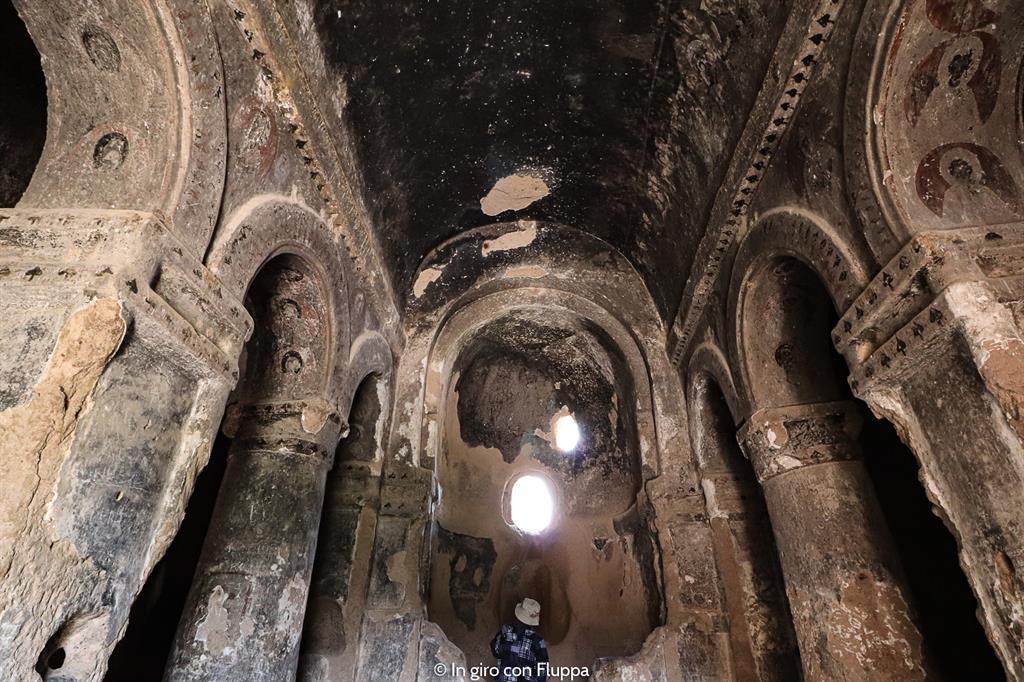 Viaggio in Cappadocia: il tour verde. Monastero di Selime.