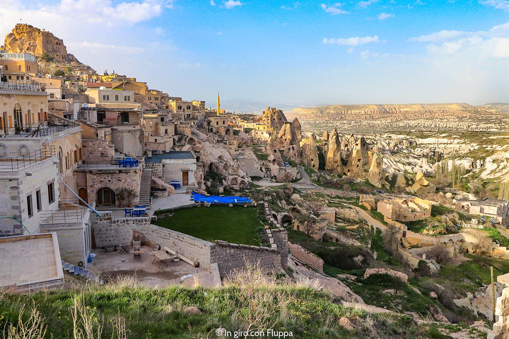 Viaggio in Cappadocia: il tour verde. Pigeon Valley.