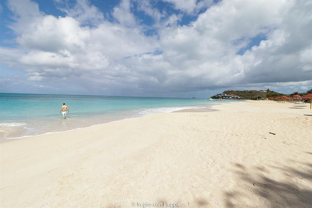 Cosa fare ad Antigua: Darkwood beach