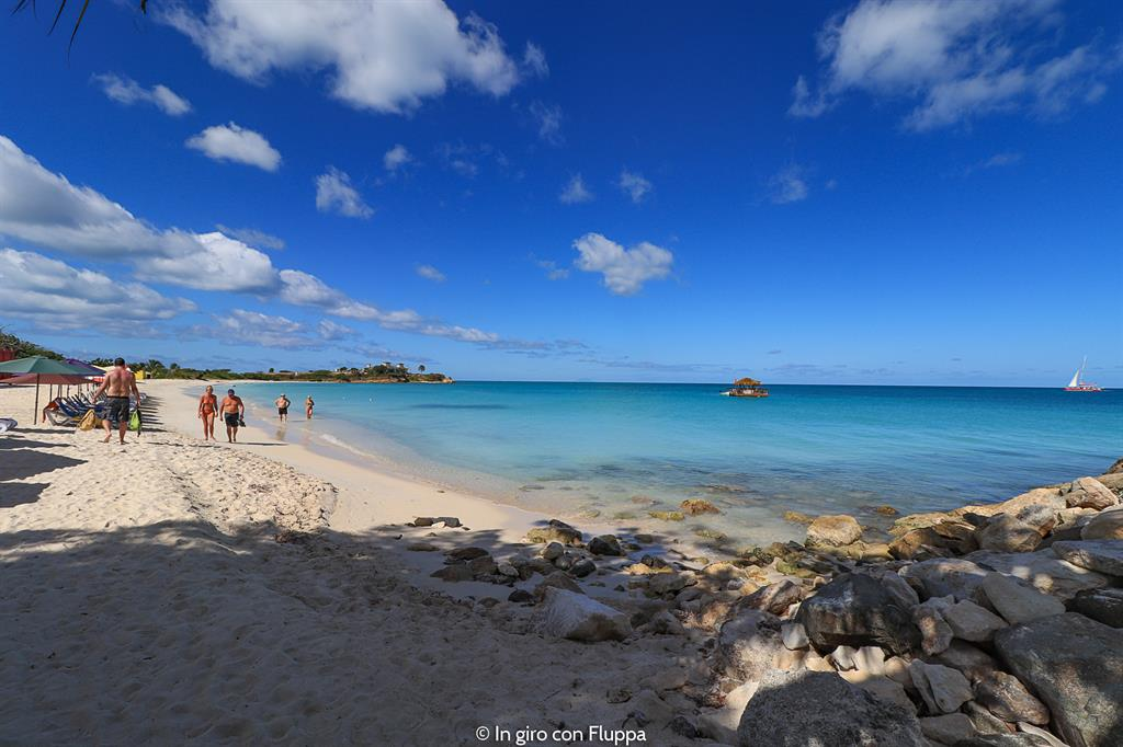 Cosa fare ad Antigua: Dickenson bay