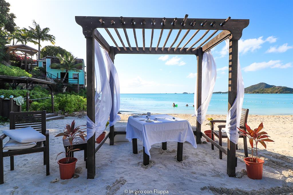 Cosa fare ad Antigua: Jolly beach