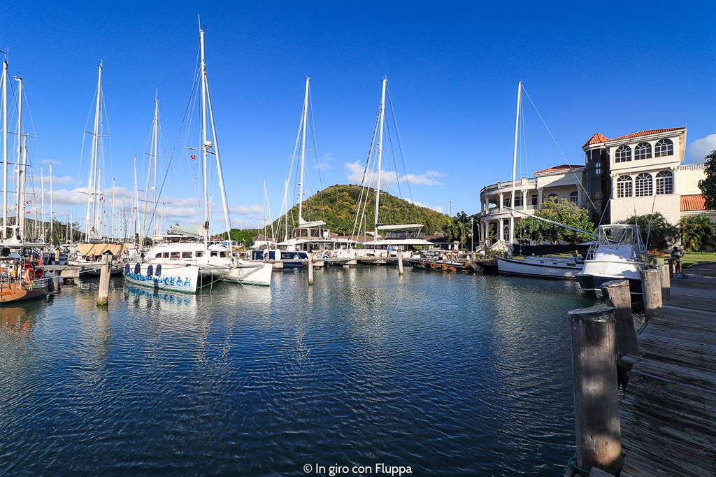 Cosa fare ad Antigua: Jolly harbour
