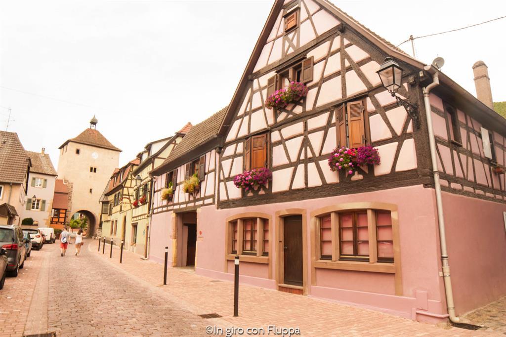 I villaggi dell'Alsazia
