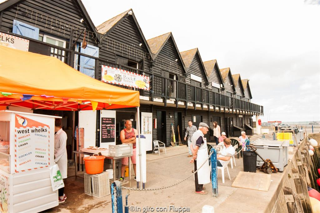 Whitstable - Harbour Market