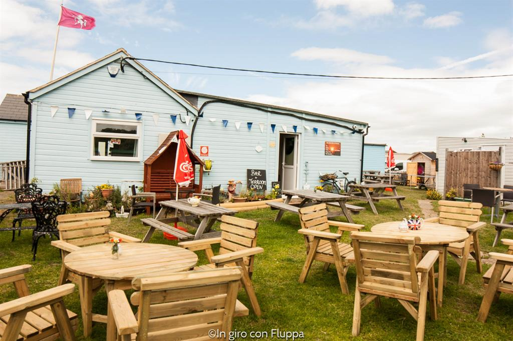 Whitstable - spiaggia