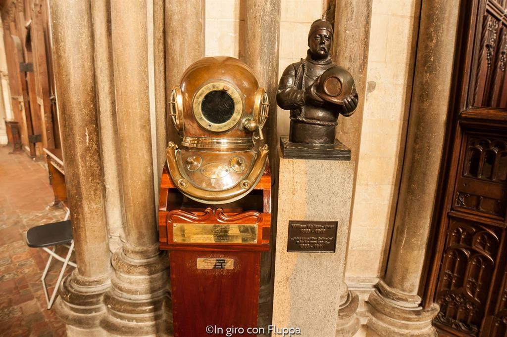 Busto di William Walker