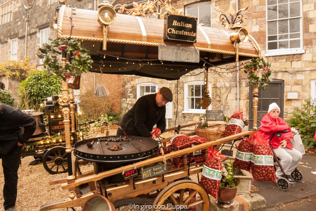 Mercatini di Natale a Winchester