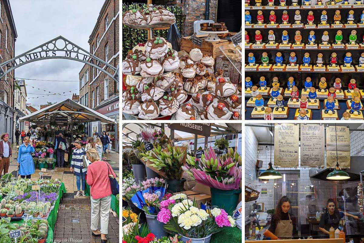 Dove mangiare a York: Shambles Market