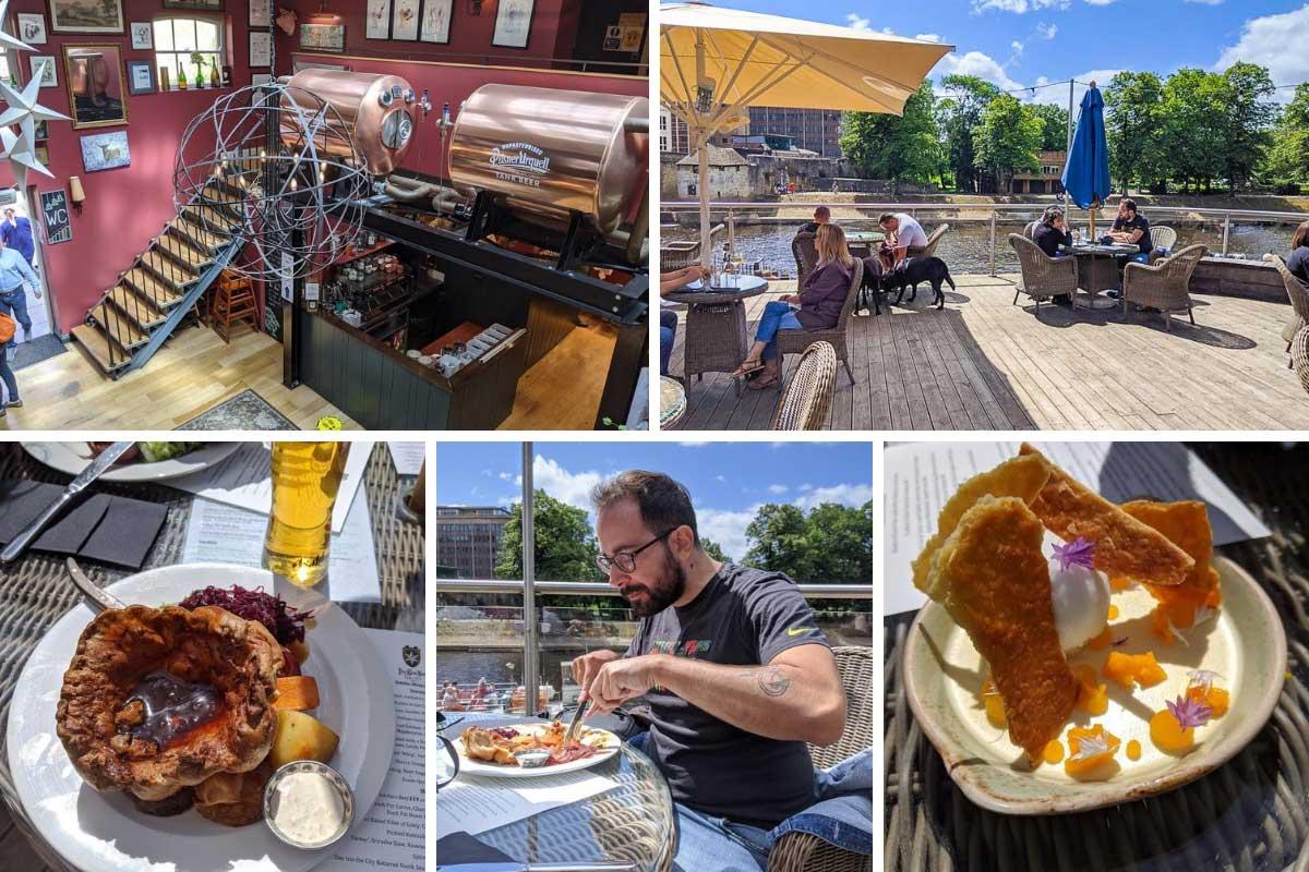 Dove mangiare a York: The Star Inn the City