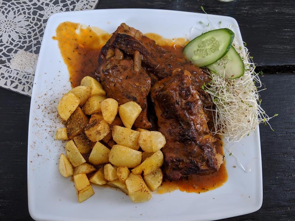 Cosa mangiare a Zakopane: costolette e patate