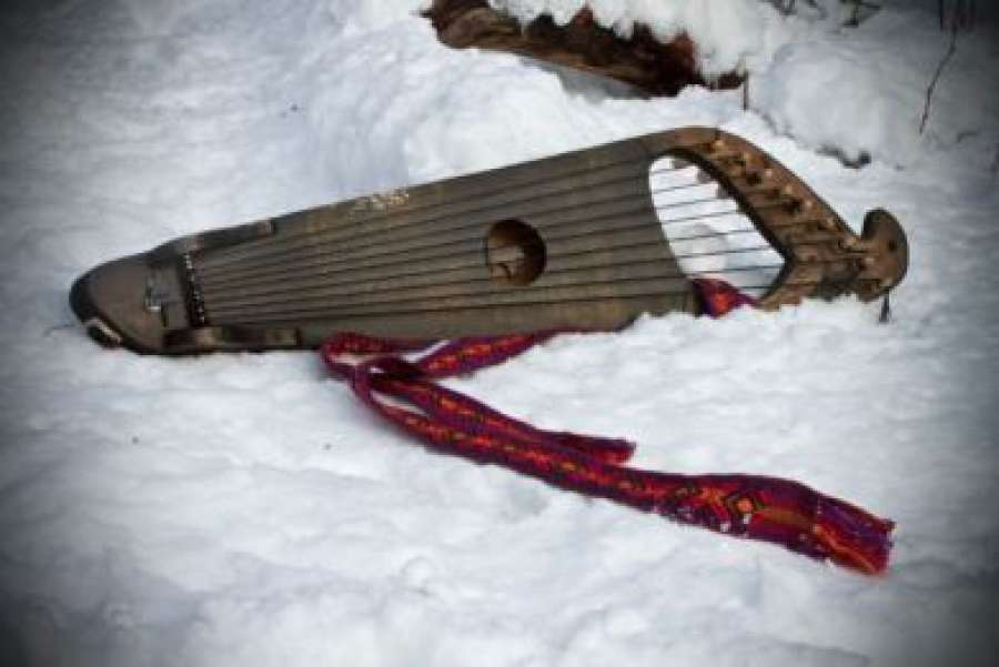 The Kantele Not Exclusively Finnish