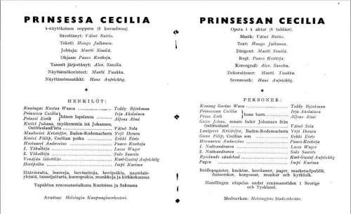 Cecilia Ohjelma